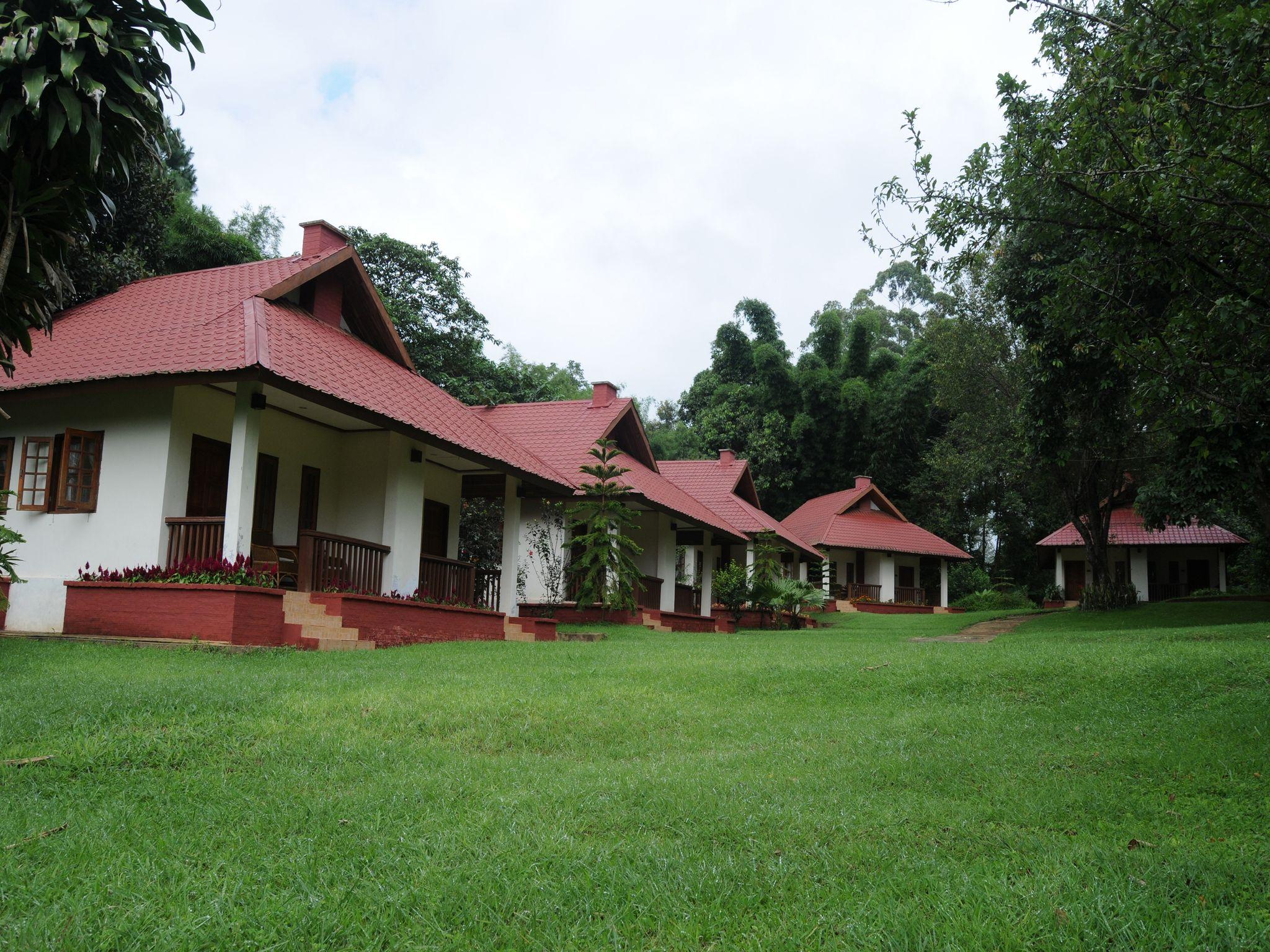 Kandawgyi Hill Resort 3