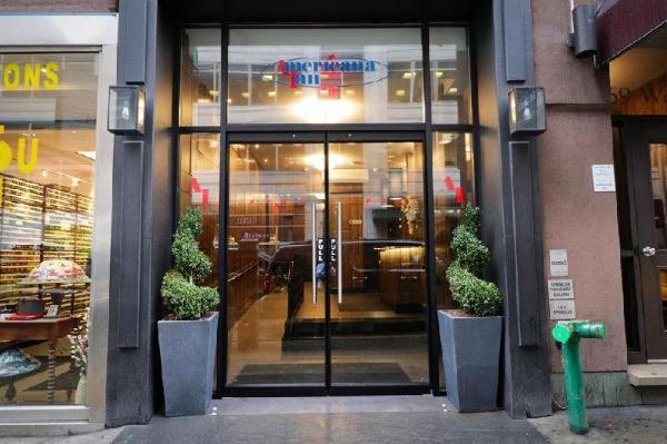 Americana Inn New York