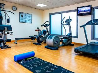 TIME Topaz Hotel Apartment Dubai - Fitness Room