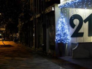 Twenty One Hotel Rome - Exterior