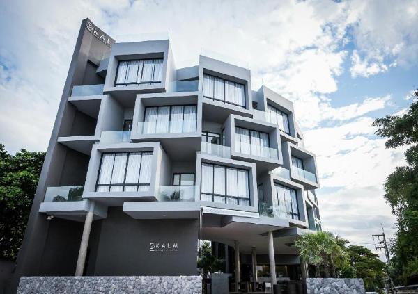 Kalm Bangsaen Hotel Chonburi