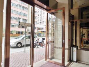 โรงแรมโอเรียนทัล แลนเดอร์ ฮ่องกง - ทางเข้า