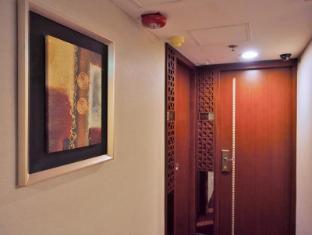 Oriental Lander Hotel Hongkong - notranjost hotela