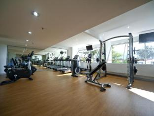 Flamingo Hotel by the Beach Penang - Fitness Room