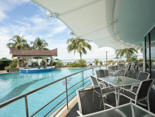 Flamingo Hotel by the Beach Penang - Restaurant