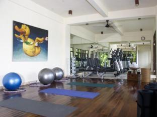 Komaneka at Bisma Ubud Bali - Fitness Room