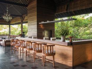 Komaneka at Bisma Ubud Bali - Lobby Bar