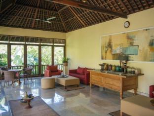 Komaneka at Bisma Ubud Bali - Spa Lounge