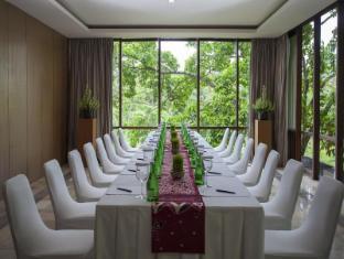 Komaneka at Bisma Ubud Bali - Meeting Room
