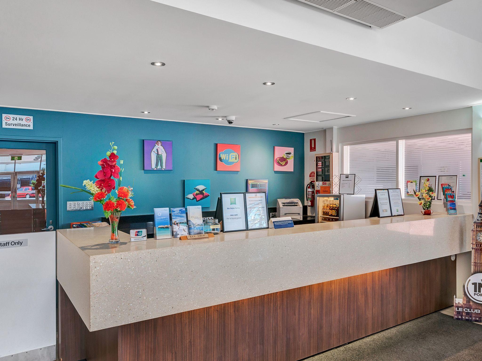 Price Ibis Styles Cairns Hotel