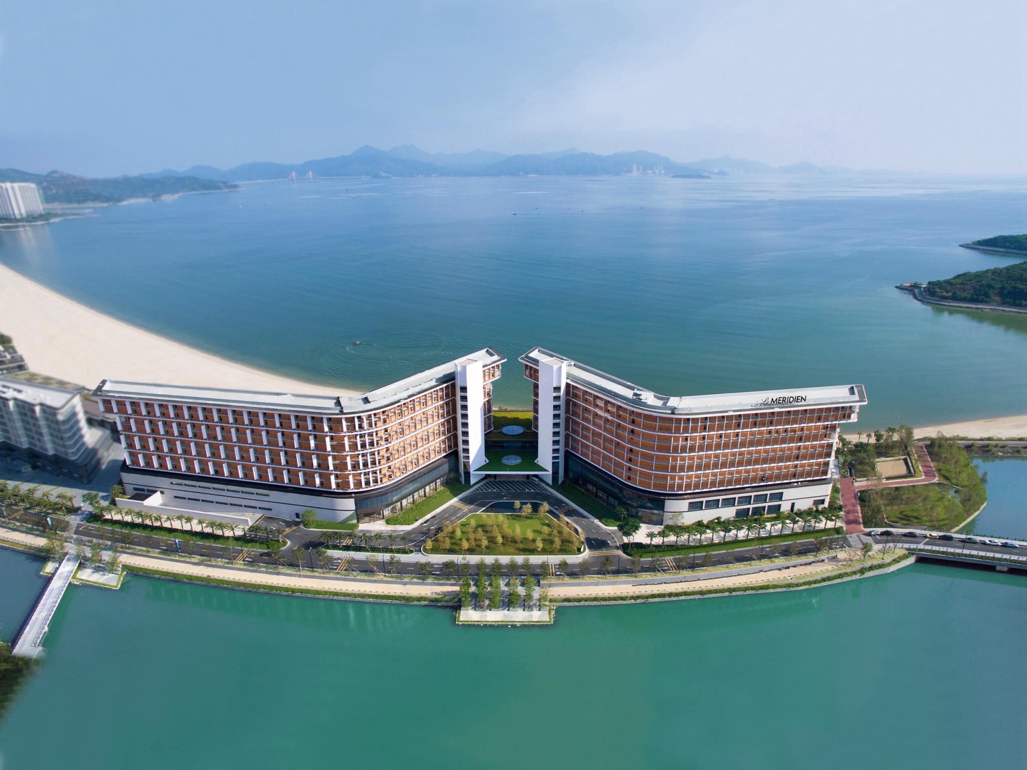 Le M�ridien Xiaojing Bay