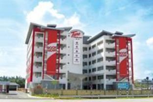 Tune Hotel - LCCT Kuala Lumpur