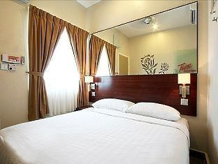 Tune Hotel - LCCT Kuala Lumpur - Double Room