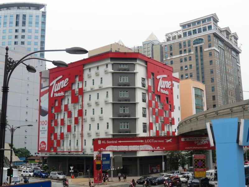 Rooms: Tune Hotel - Downtown Kuala Lumpur, Kuala Lumpur, Malaysia Overview