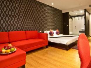 Glitz Hotel Bangkok - Guest Room