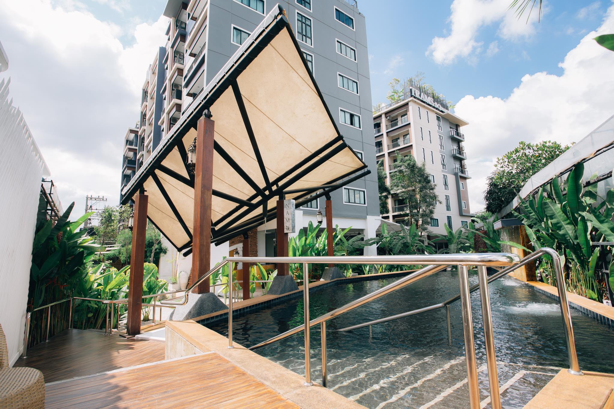 ICheck Inn Trams Square Chiang Mai