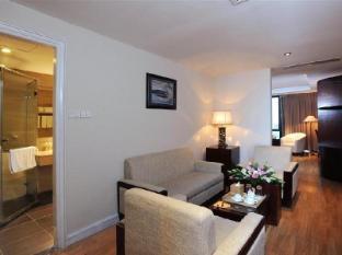 Cosiana Hotel Hanoi - Living Area in Family Room