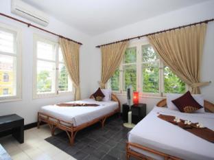 Frangipani Villa-60s Hotel Phnom Penh - Deluxe Twin
