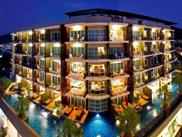 โรงแรมอันดาคีรา – Andakira Hotel