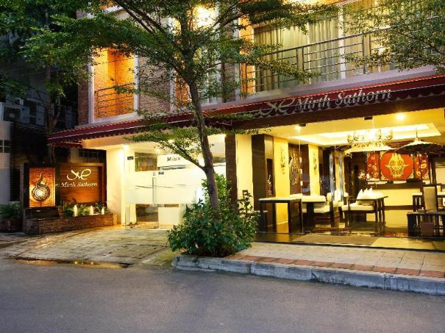 โรงแรมเมิร์ธ สาทร – Mirth Sathorn Hotel