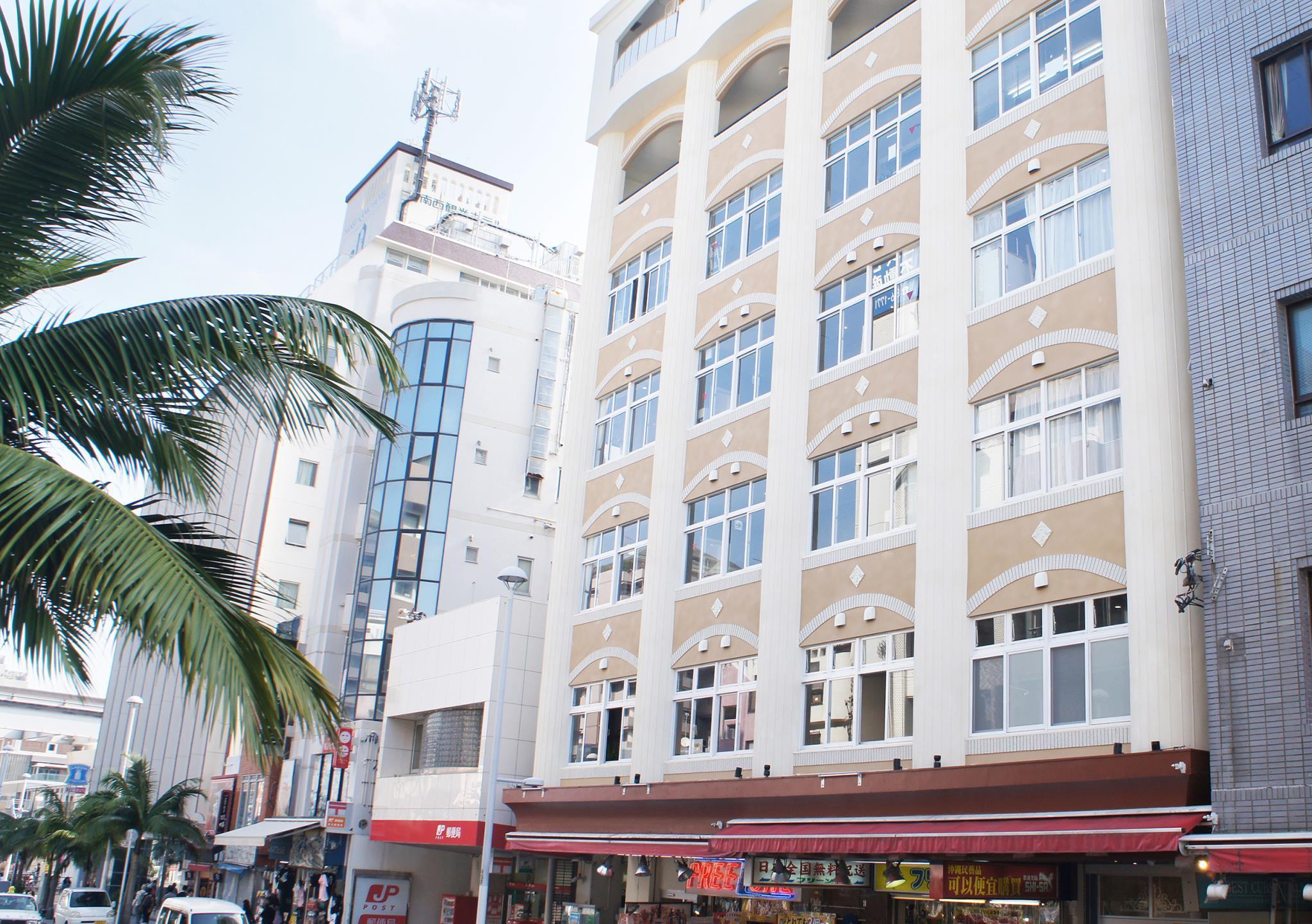 Abest Cube Naha Kokusai Street