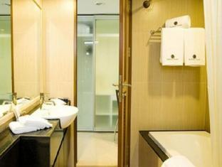 골든 펄 호텔 방콕 - 화장실