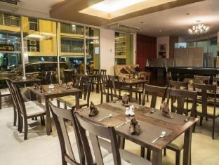 골든 펄 호텔 방콕 - 식당