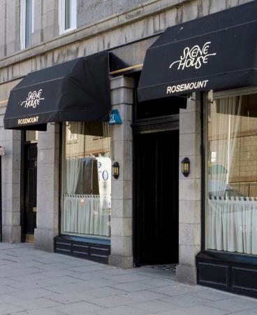 Skene House Hotelsuites - Rosemount Aberdeen