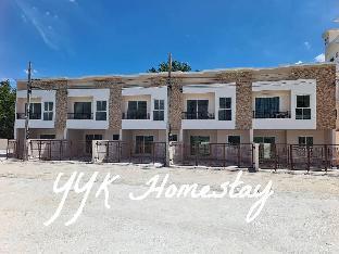 [ナコーンチャイシー]一軒家(142m2)| 4ベッドルーム/2バスルーム YYK Homestay