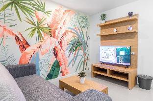 [Thonburi]アパートメント(43m2)| 1ベッドルーム/1バスルーム Family Hub@ Sathorn - Free Airport Pickup (1Week+)