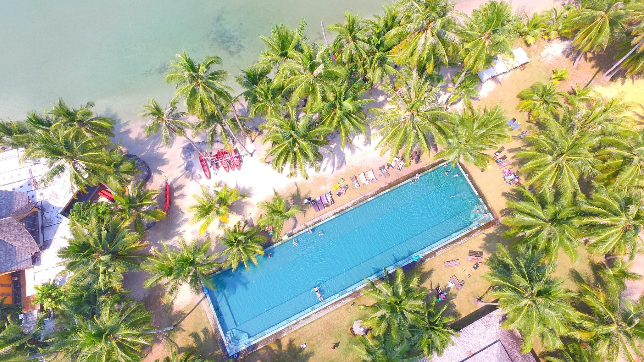 Peninsula Beach Resort Koh Chang เพนนินซูลา บีช รีสอร์ต เกาะช้าง