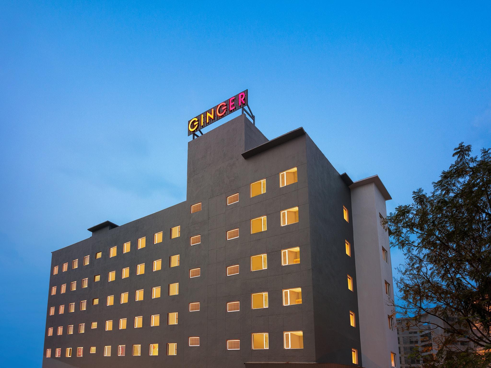 Ginger Hotel Goa