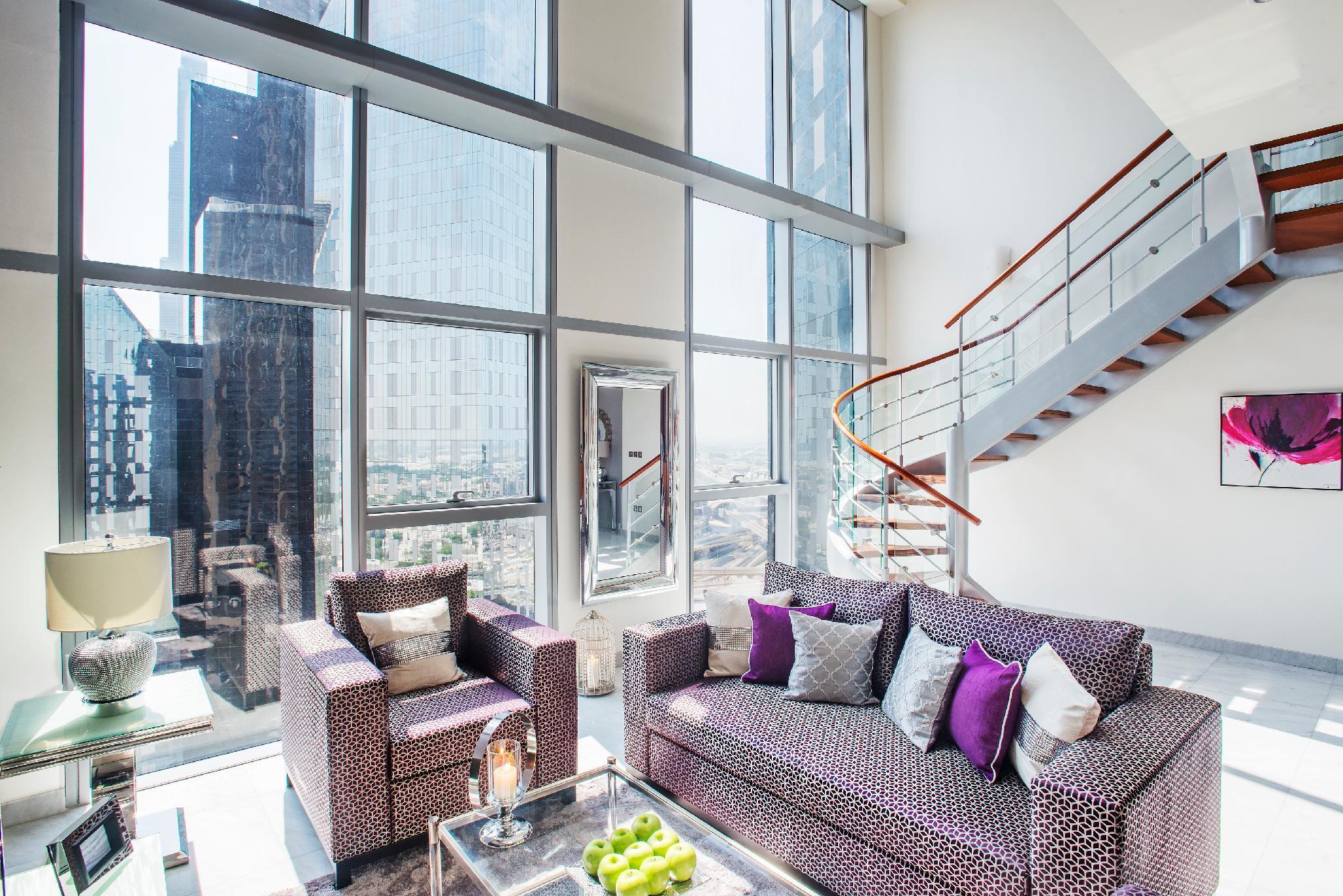 Dream Inn   CentralPark Tower 2BR Duplex Apartment