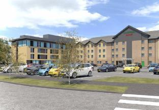 Фото отеля Courtyard by Marriott Glasgow Airport
