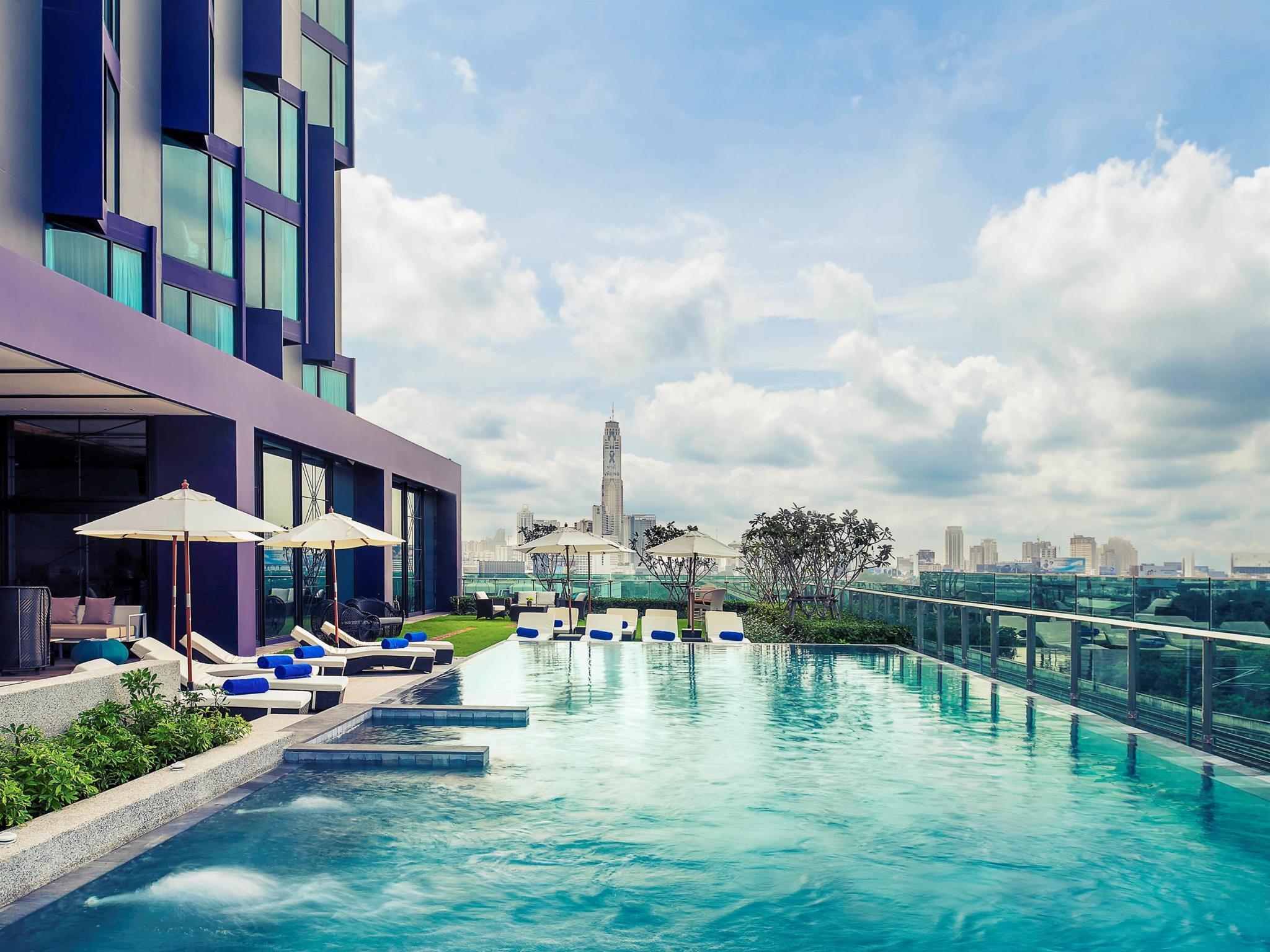 Mercure Bangkok Makkasan - Bangkok