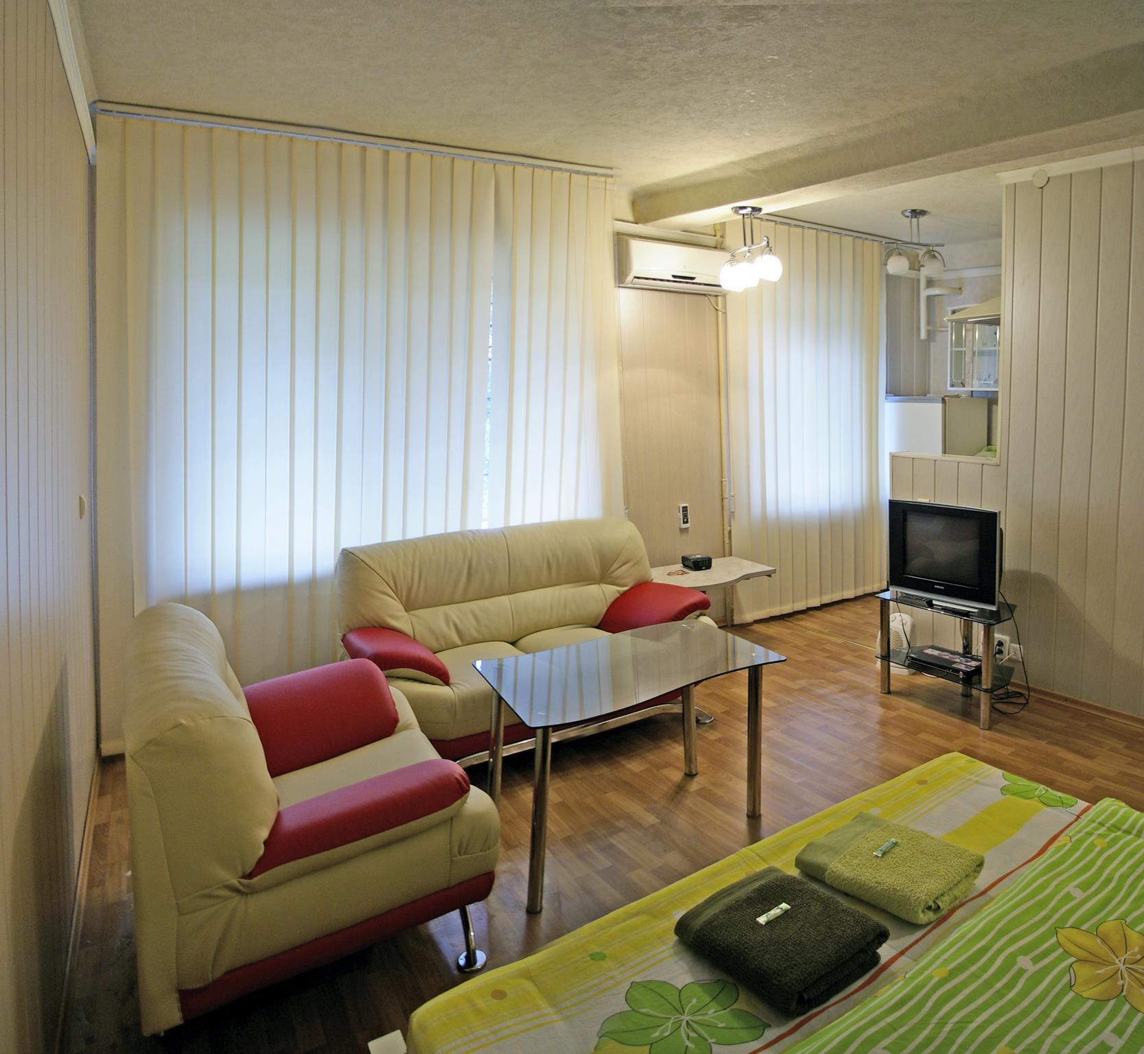 1 Room Standart Apartment On Tsentral'nyi Blvd
