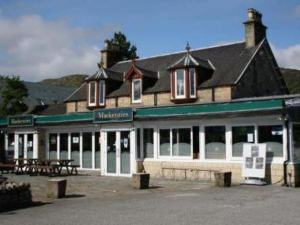 Mackenzies Highland inn Aviemore