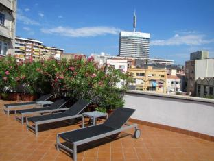 The Urban Suites Apartment Barcelona - Balcony/Terrace