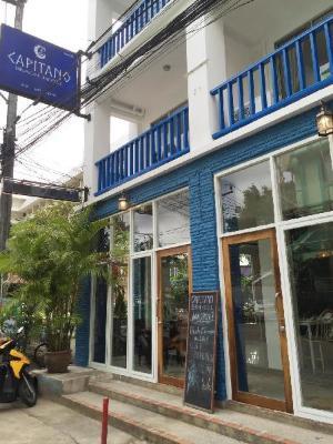 CAPITANO BEACH HOTEL