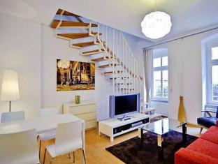Pfefferbett Apartments Prenzlauer Berg 柏林 - 套房
