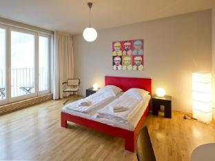 Pfefferbett Apartments Prenzlauer Berg 柏林 - 客房