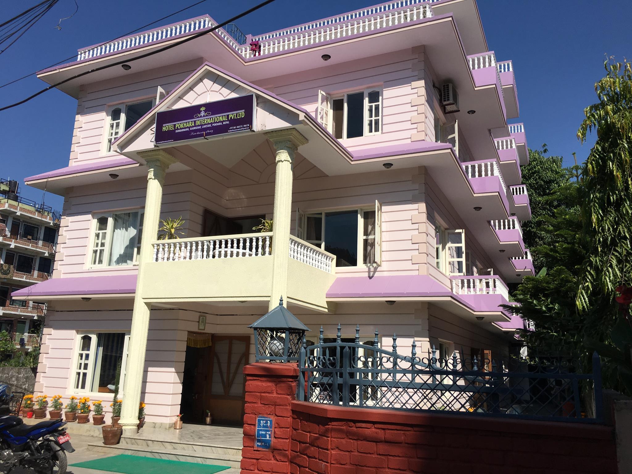 Hotel Pokhara International Pvt Ltd