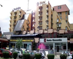 Hotel Pashtriku