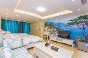 Mahattan Apartment Guangzhou Zhengjia Huanshi Zhongxin Branch