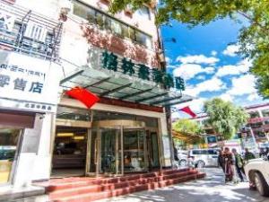 格林豪泰西藏自治区拉萨市布达拉宫快捷酒店 (GreenTree Tibet Lhasa The Potala Express Hotel)