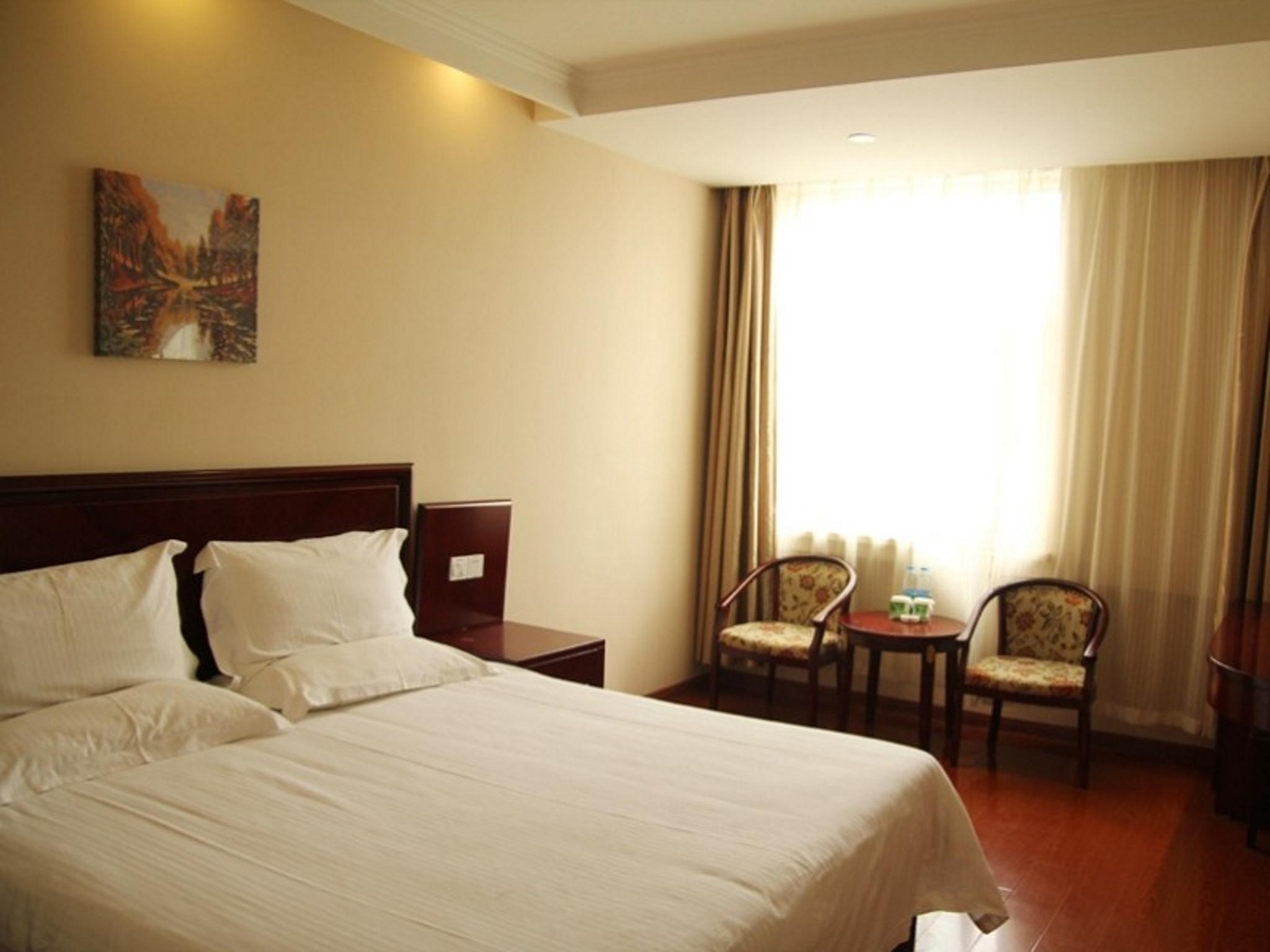 GreenTree Inn Heifei Wuhu Road Wanda Plaza Express Hotel
