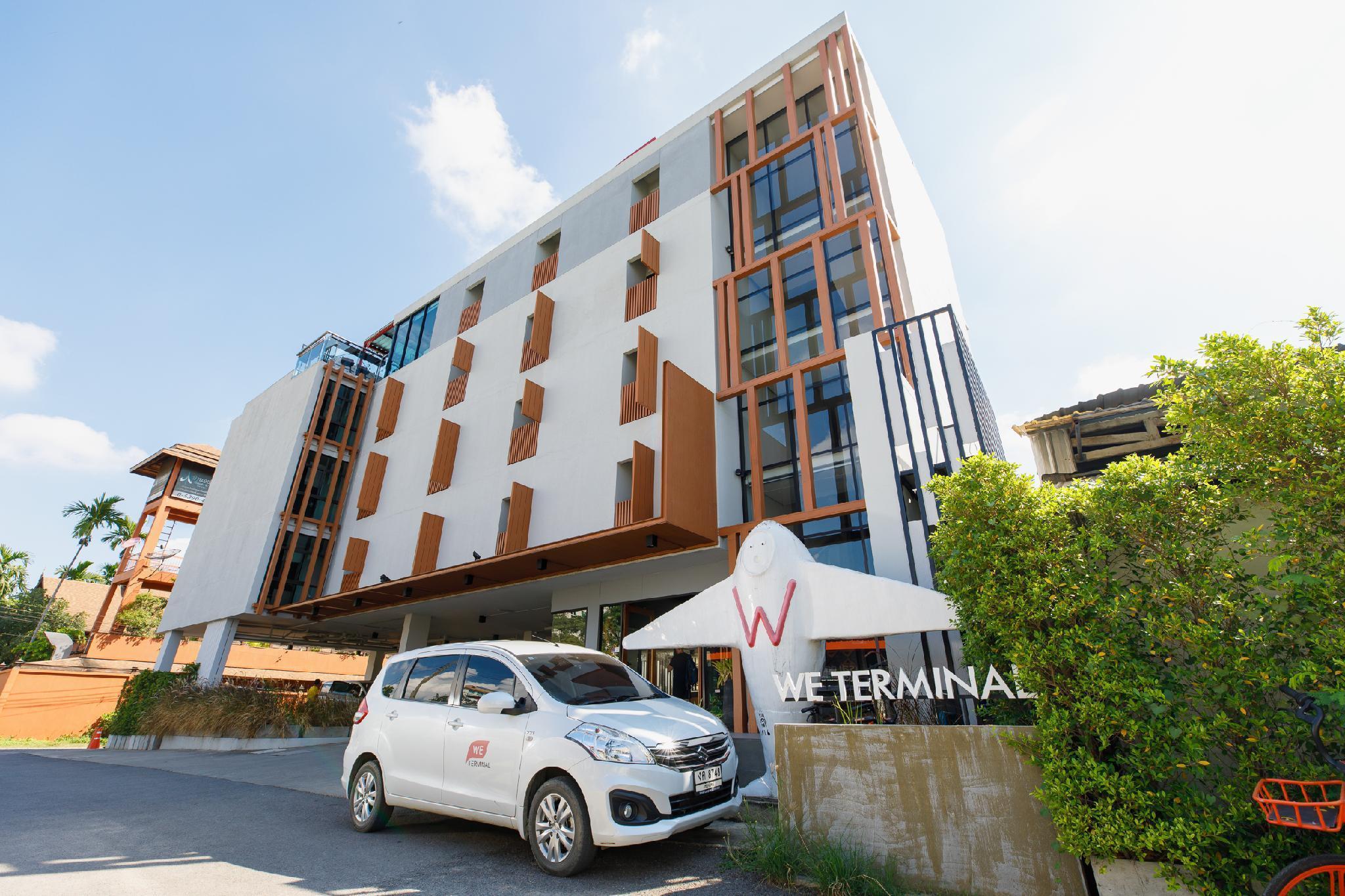 We Terminal Hotel โรงแรม วี เทอมินัล