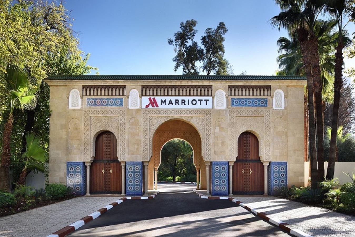 Fes Marriott Hotel Jnan Palace