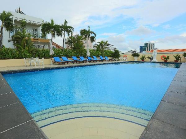 Ramana Saigon Hotel Ho Chi Minh City