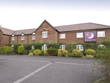 Premier Inn Lichfield North East  A38